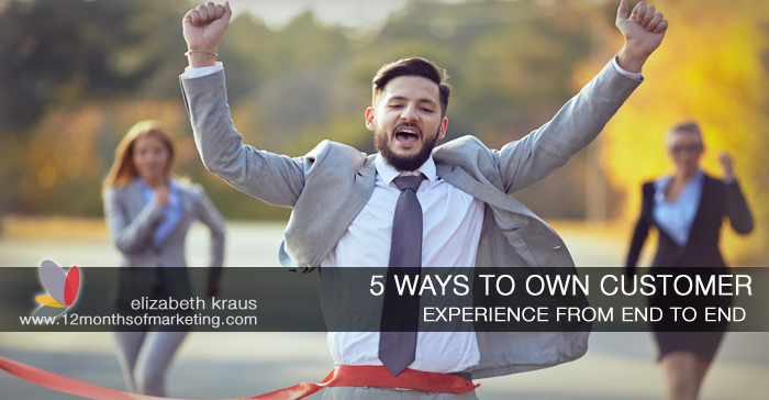 How small business can own customer experience