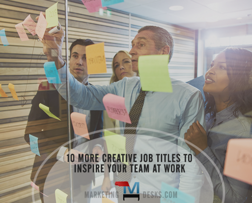 10 More Creative Job Titles to Inspire Your Team at Work