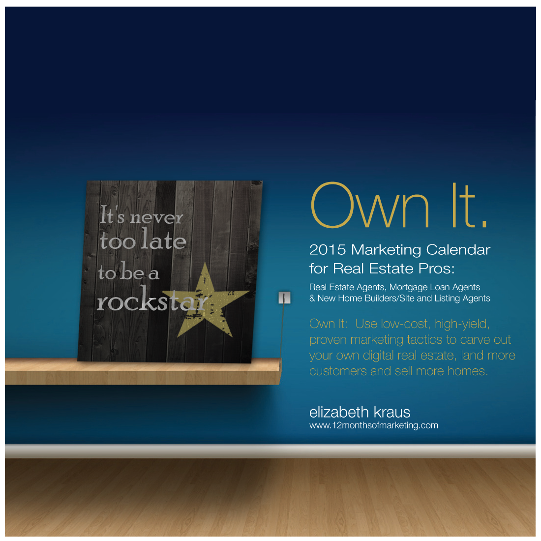 2015 real estate marketing calendar