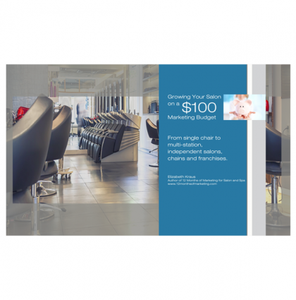 Growing a Salon on a $100 Marketing Budget