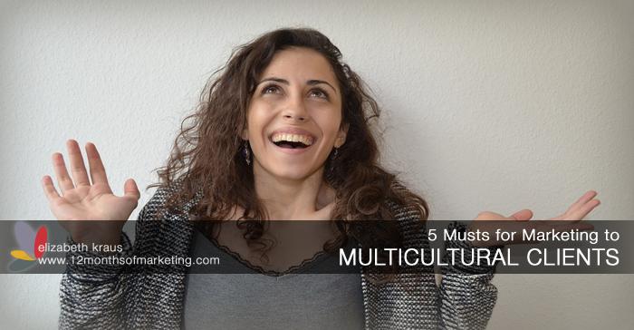 Salon marketing multi-cultural salon clients