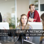 Start a b2b networking group