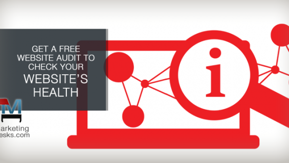 Get a free website audit to improve your website quickly and move up in online search.