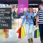 Retail Marketing Shoppers are Happy