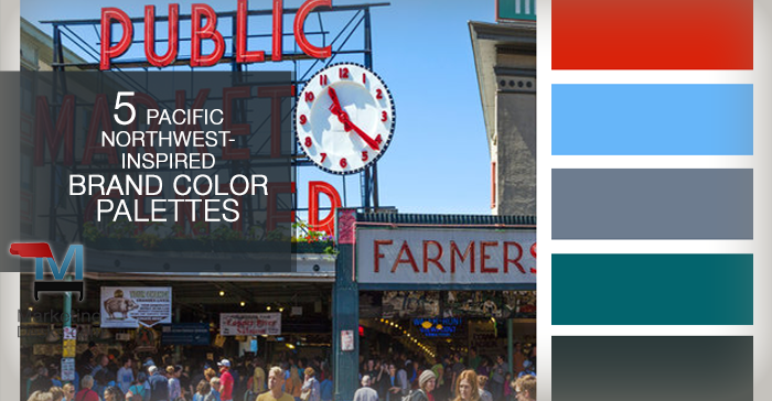 5 Corporate Brand Color Palettes Inspired by the Pacific Northwest