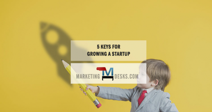 5 Keys for Growing a Startup in a Startup-Heavy World