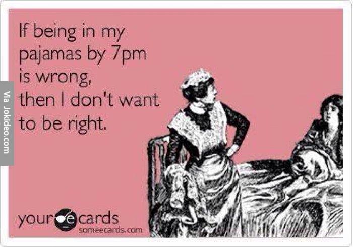 Wear Pajamas to Work Day Meme