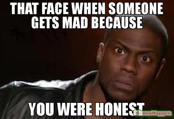Honesty Day Meme
