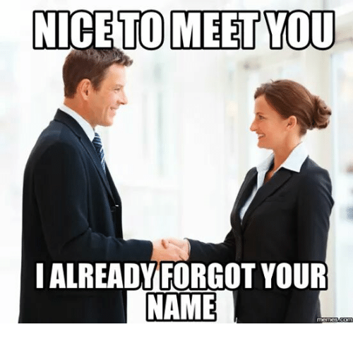 Name Yourself Day Meme