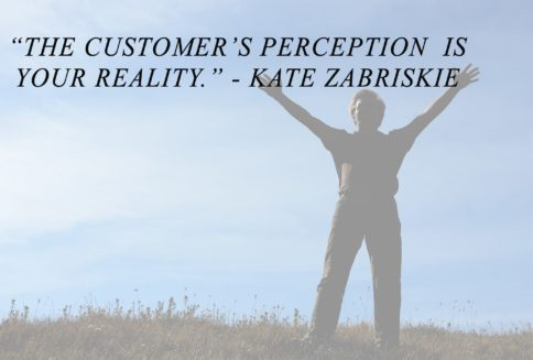 quotes about a customer centric team