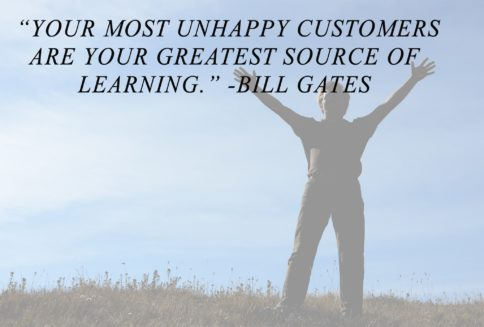 Bill Gates customers quotes