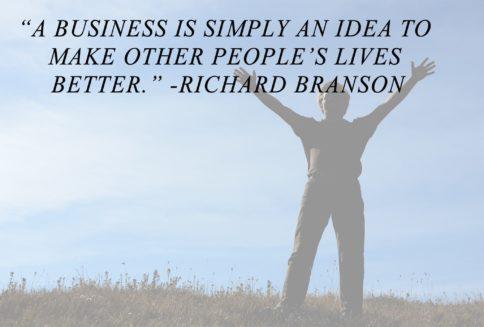 customer-centric quotes richard branson