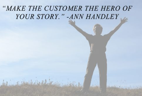 Ann Handley quotes about customers