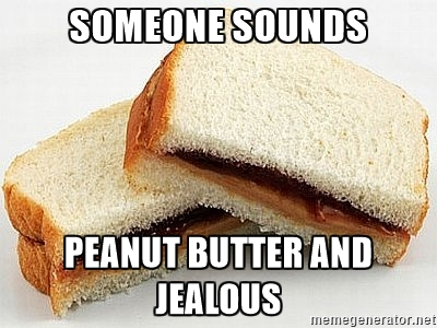 Peanut Butter and Jelly Day Meme