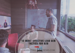 12 Successful B2B Lead Generation Tactics by Rank