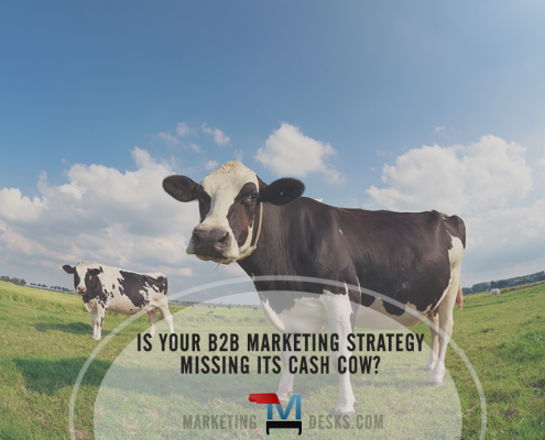 Are Your B2B Marketing Strategies Missing the Cash Cow?