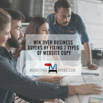Win Over Business Buyers by Fixing 7 Types of B2B Website Content