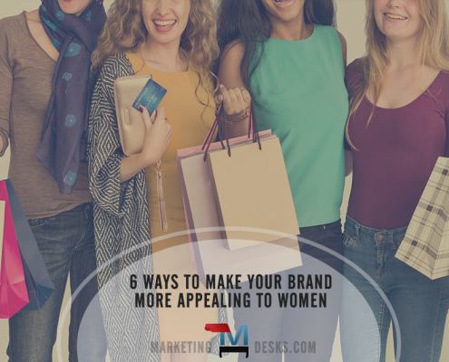 It is more difficult to make your brand appealing to women than men. Six key brand characteristics could make your business more appealing to women.