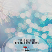 Plot Twist - Top 10 Business New Year Resolutions