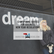 12 Inspiring Quotes for Business New Year Resolutions