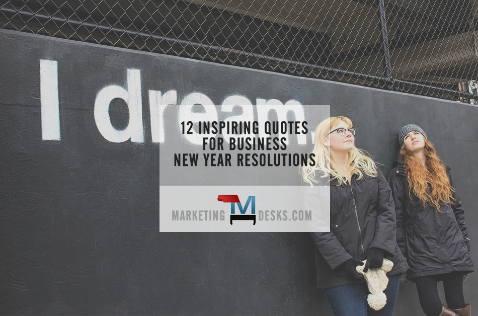 quotes for business new year resolutions for business leaders