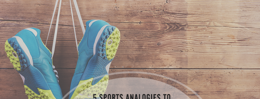5 Business Sports Analogies to Weave into Your Company Culture