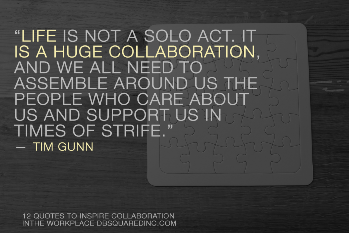 12 collaboration quotes for business leaders