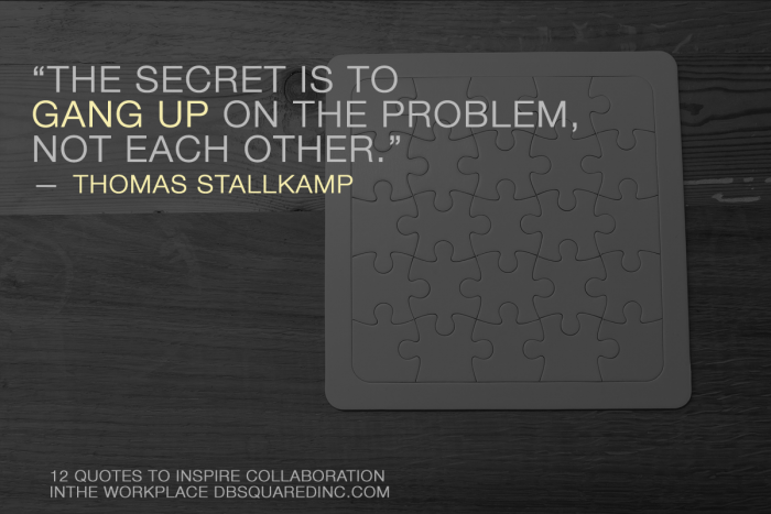 collaboration quotes for business