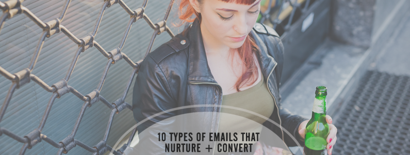 Top 10 Types of Corporate Emails that Engage Nurture and Convert