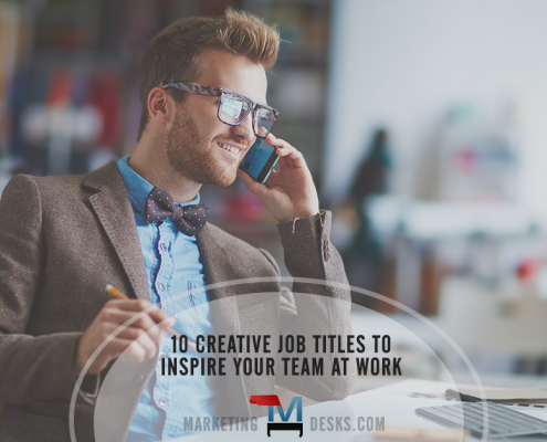 Top 10 Creative Job Titles to Inspire Your Team at Work