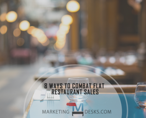 8 Creative Restaurant Marketing Ideas to Combat Flat Restaurant Sales