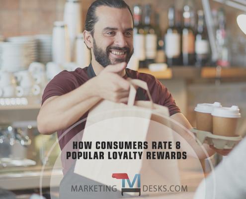 How consumers rate 8 popular customer loyalty rewards - Marketing Desks
