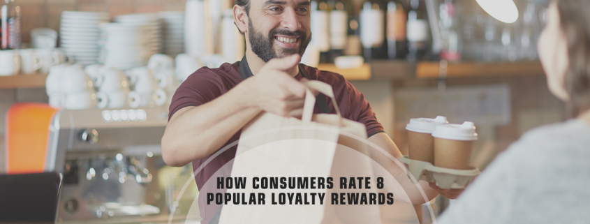 How consumers rate 8 popular customer loyalty rewards - Marketing Desks