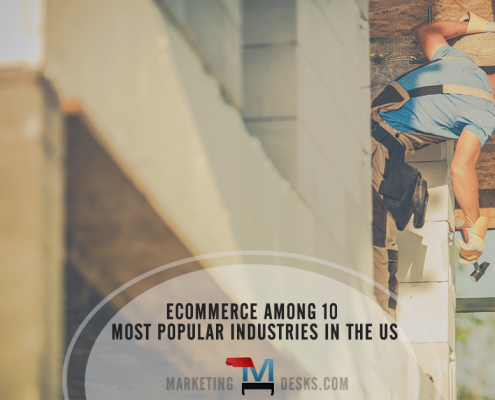 ECommerce Among 10 Most Popular Industries in the US