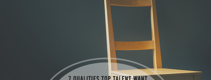 7 employer qualities that will attract top talent