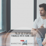 7 percent of US startups financed with home equity