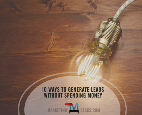 10 Ways to Generate Leads without Spending Money
