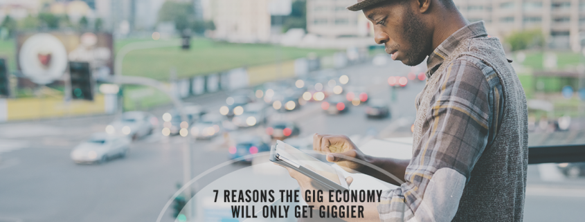 Gig economy and millennials