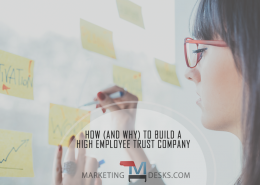 High Employee Trust - If You Build It They Will Come - and Stay
