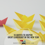 10 Quotes to Inspire Great Leadership in the New Year