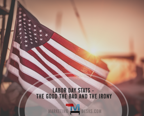 Labor Day Stats - The Good the Bad and the Irony