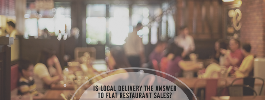 Is local restaurant delivery the answer to flat restaurant hours?