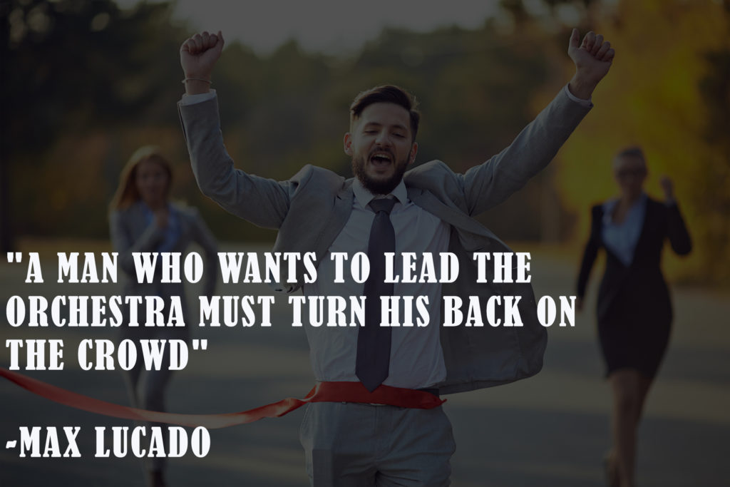 Max Lucado New Year leadership quotes
