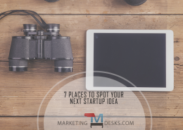 7 Places to Find Your Next Start Up Idea