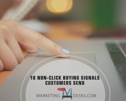 Buying Signals - Non-Click Consumer Actions Speak Louder than Words
