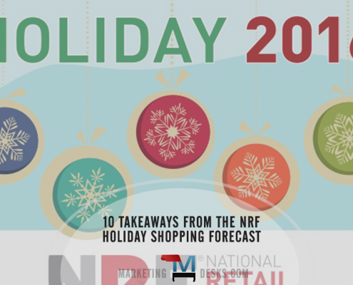 10 takeaways from the NRF holiday shopping forecast