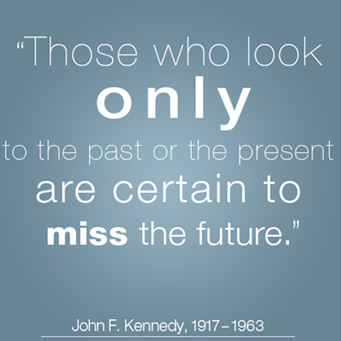 12 Quotes About the Past Present and Future