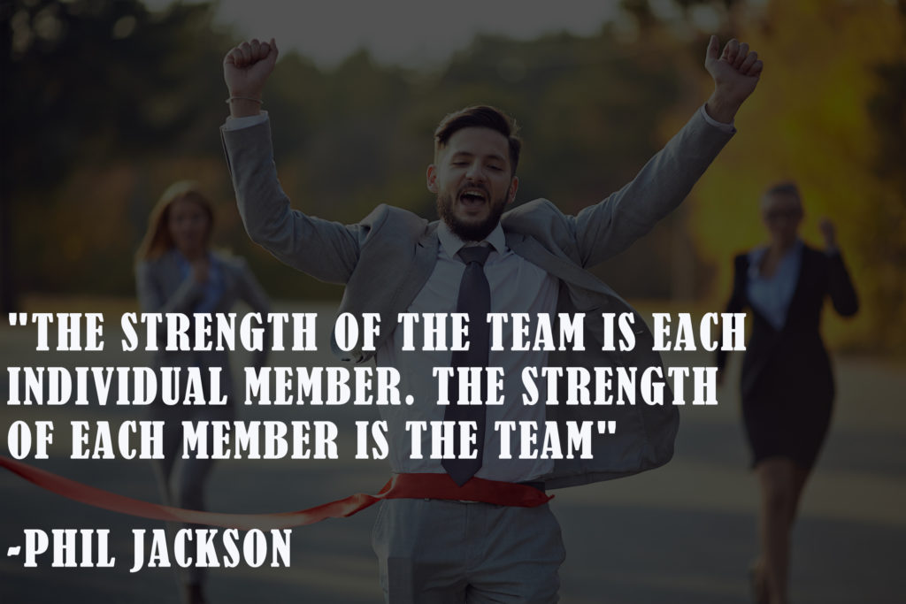 Phil Jackson New Year leadership quotes