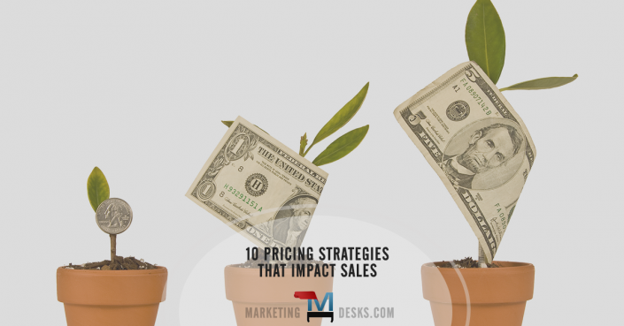 10 pricing strategies that can increase sales