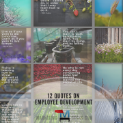 12 Quotes - Professional Growth Inspire Employee Development Programs